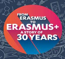 Meeting Dedicated to the 30ieth Anniversary of the Erasmus Program Held at Sofia University