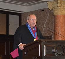Professor Timothy Rice Conferred a Doctor Honoris Causa Degree by Sofia University