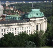 "Sofia University ""St. Kliment Ohridski"" Keeps Its Leading Position in the Rating System of High Academic Institutions"