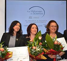 "Sofia University Scientists Awarded All Three ""For Women in Science, 2015"" Scholarships"